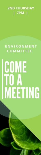Come to a committee meeting!