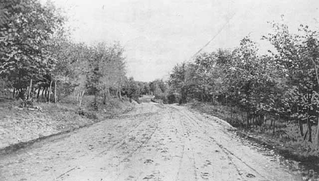 River Road circa 1904