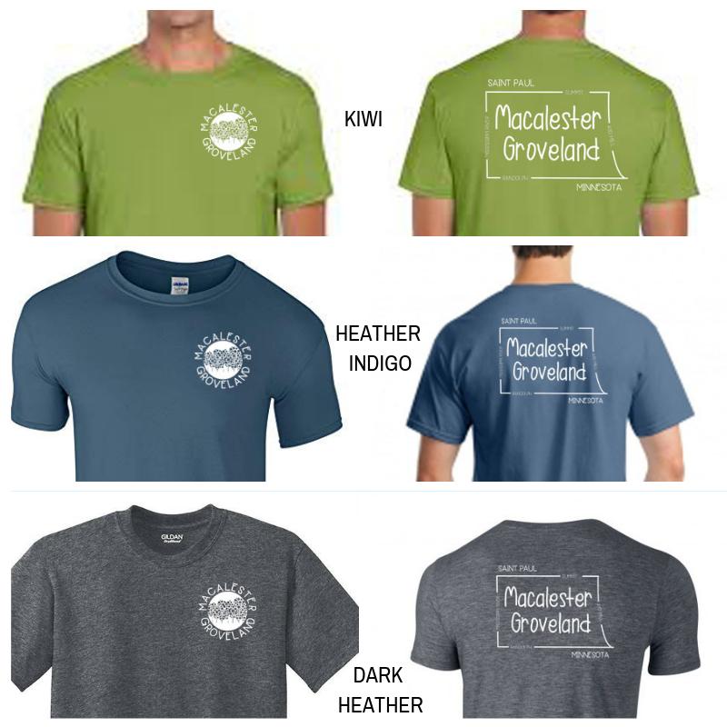 Wayne-Elizabeth Tshirt Designs