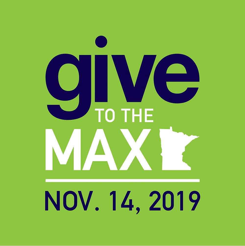 Give to the Max Day is 11/14!